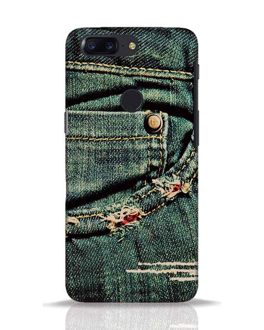 Shop Denims OnePlus 5T Mobile Cover-Front