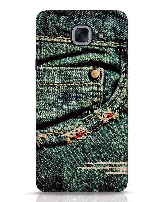 Shop Denims Samsung Galaxy J7 Max Mobile Cover-Front