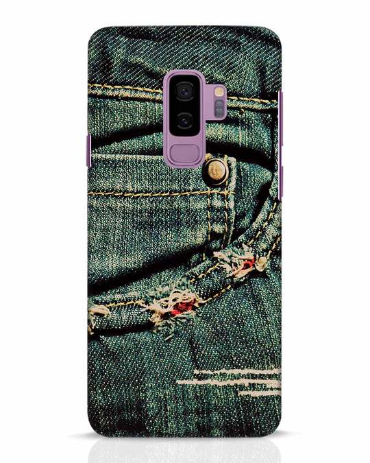 Shop Denims Samsung Galaxy S9 Plus Mobile Cover-Front