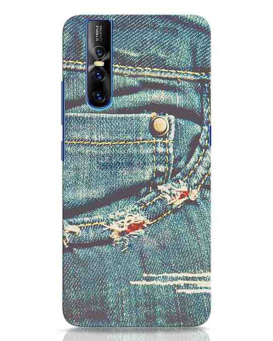 Shop Denims Vivo V15 Pro Mobile Cover-Front