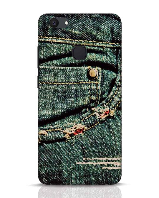 Shop Denims Vivo V7 Plus Mobile Cover-Front