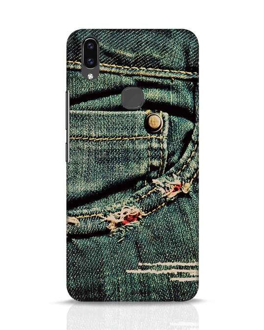 Shop Denims Vivo V9 Mobile Cover-Front