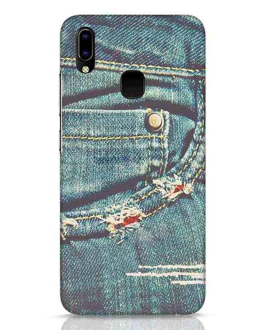 Shop Denims Vivo Y93 Mobile Cover-Front