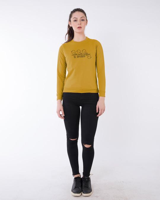 Shop Different Bird Light Sweatshirt-Full