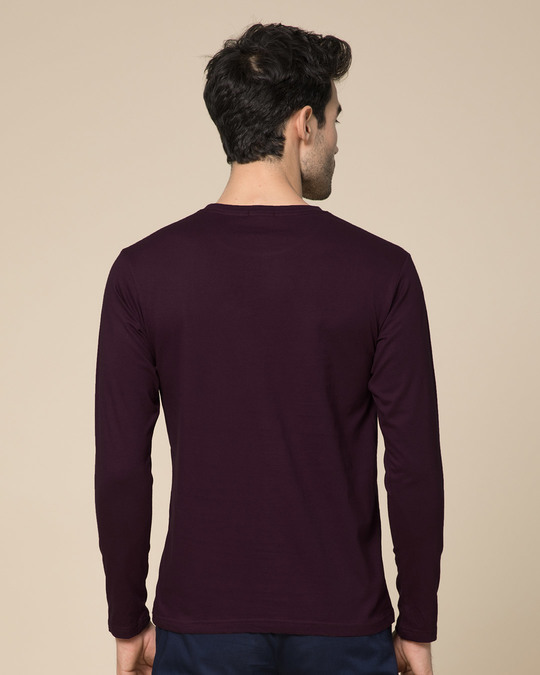 Shop Differently Full Sleeve T-Shirt-Full
