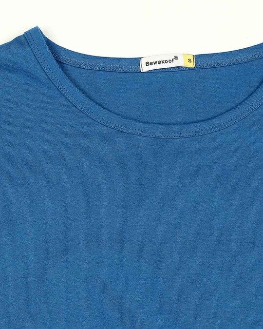 Shop Digi Teal Boyfriend T-Shirt