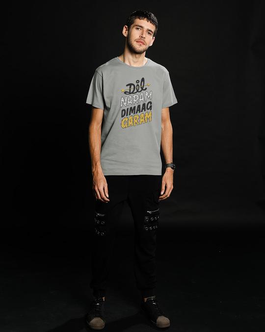 Shop Dimaag Garam Half Sleeve T-Shirt-Full