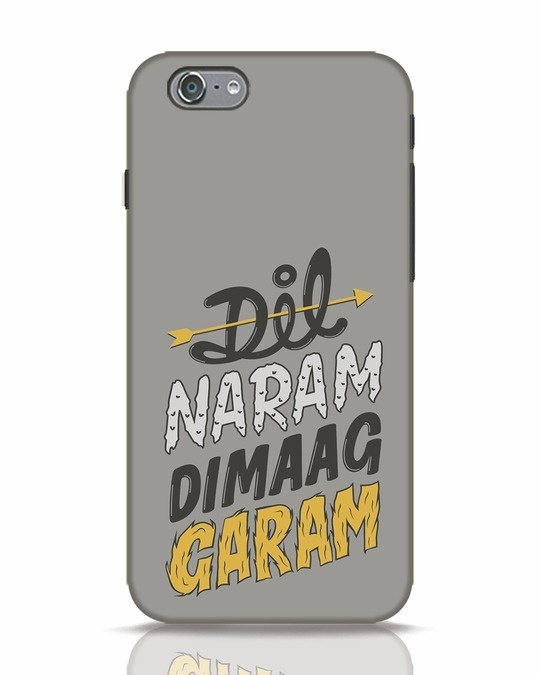 Shop Dimaag Garam iPhone 6 Mobile Cover-Front