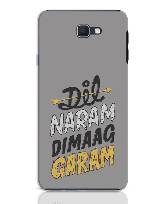 Shop Dimaag Garam Samsung Galaxy J7 Prime Mobile Cover-Front