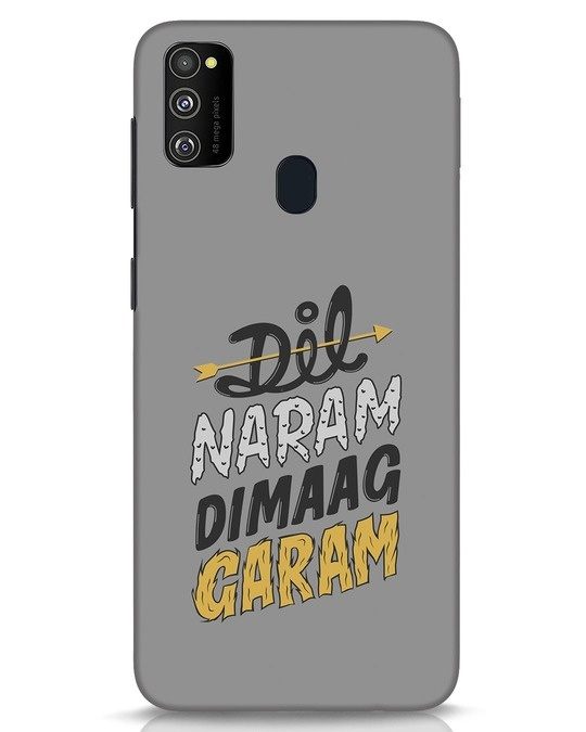 Shop Dimaag Garam Samsung Galaxy M30s Mobile Cover-Front