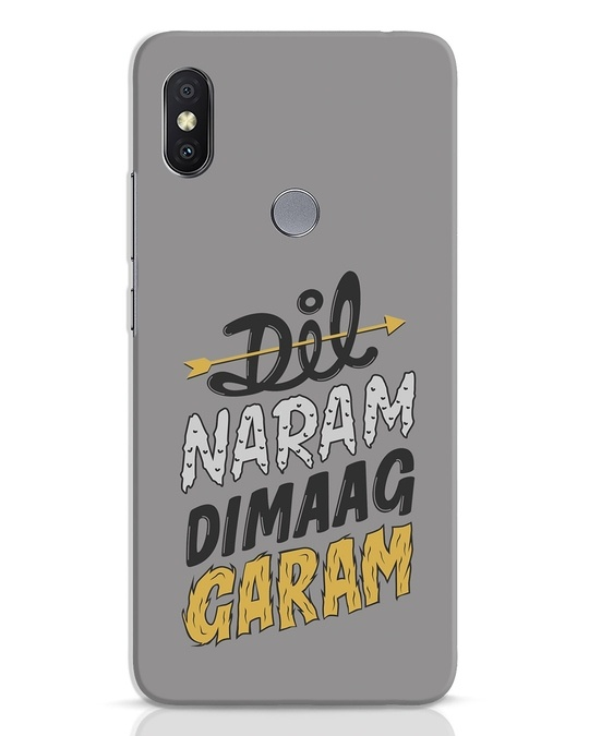 Shop Dimaag Garam Xiaomi Redmi Y2 Mobile Cover-Front