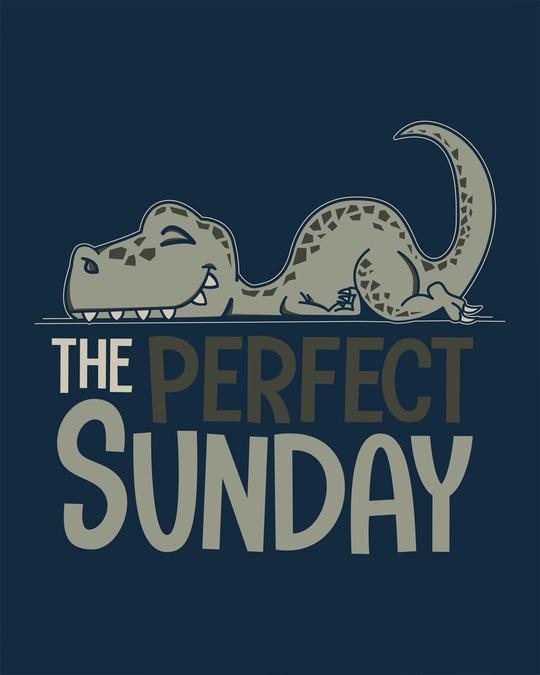 Shop Dino Sunday Boyfriend T-Shirt