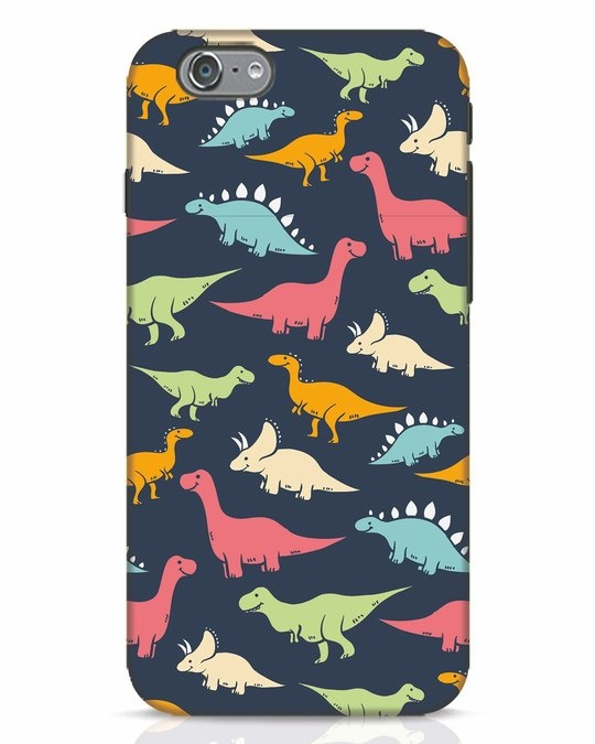 Shop Dinos iPhone 6 Mobile Cover-Front