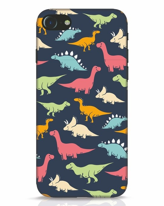 Shop Dinos iPhone 7 Mobile Cover-Front
