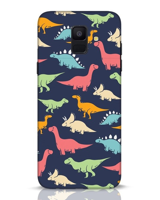 Shop Dinos Samsung Galaxy A6 2018 Mobile Cover-Front