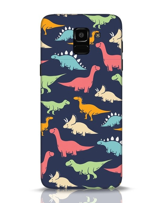 Shop Dinos Samsung Galaxy J6 Mobile Cover-Front