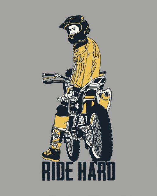 Shop Dirt Bike Full Sleeve T-Shirt-Full