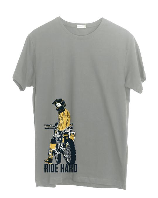 Shop Dirt Bike Half Sleeve T-Shirt-Front