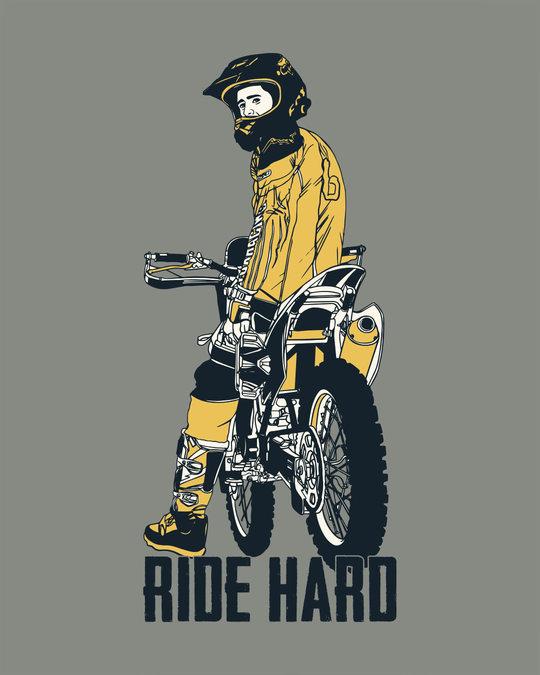 Shop Dirt Bike Half Sleeve T-Shirt-Full