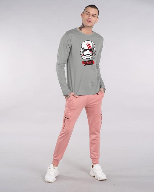 Shop Disobey Full Sleeve T-Shirt (SWL)-Full