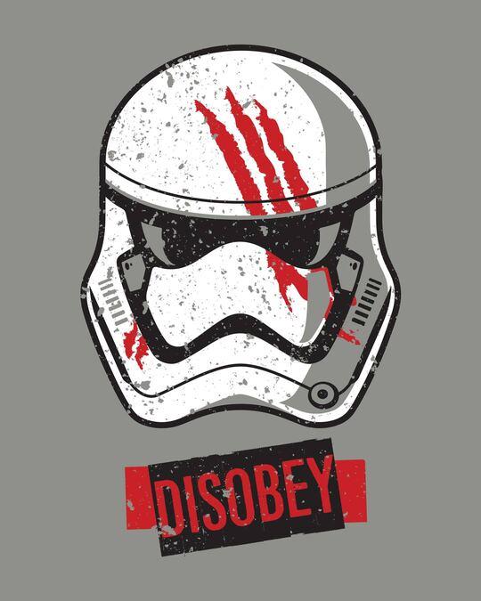 Shop Disobey Half Sleeve T-Shirt (SWL)-Full
