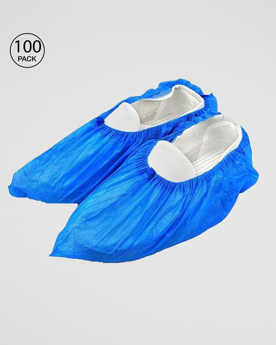 Shop Disposable Shoe Cover - Pack of 100-Front