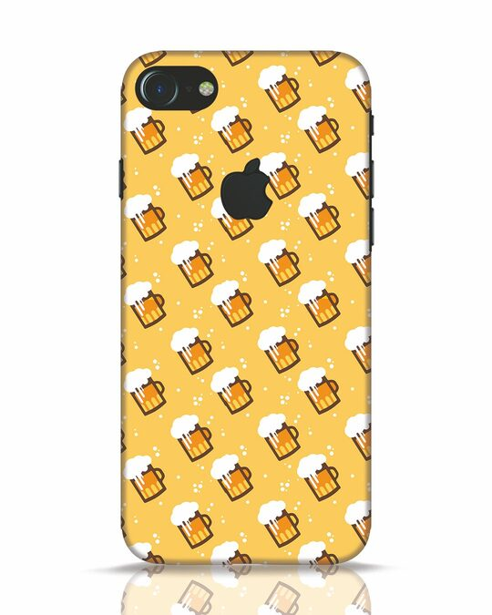 Shop Dizzy iPhone 7 Logo Cut Mobile Cover-Front