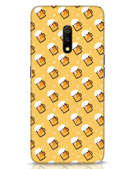 Shop Dizzy Realme X Mobile Cover-Front