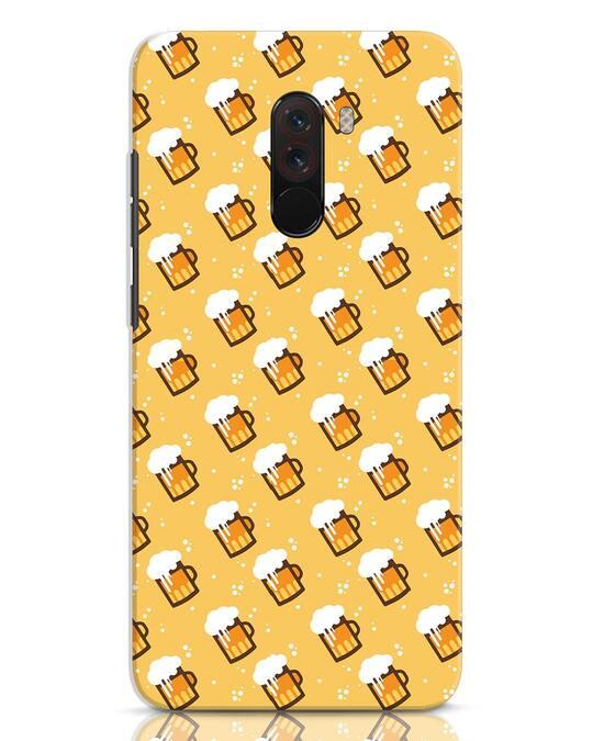 Shop Dizzy Xiaomi POCO F1 Mobile Cover-Front