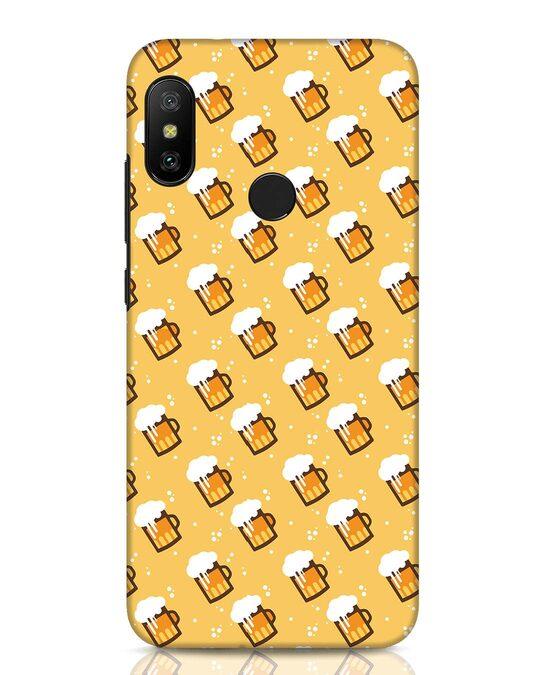 Shop Dizzy Xiaomi Redmi Note 6 Pro Mobile Cover-Front