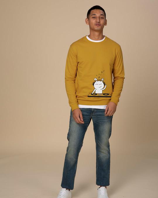 Shop Dj Bunny  Sweatshirt-Full