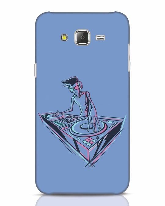 Shop Dj Funk Samsung Galaxy J7 Mobile Cover-Front