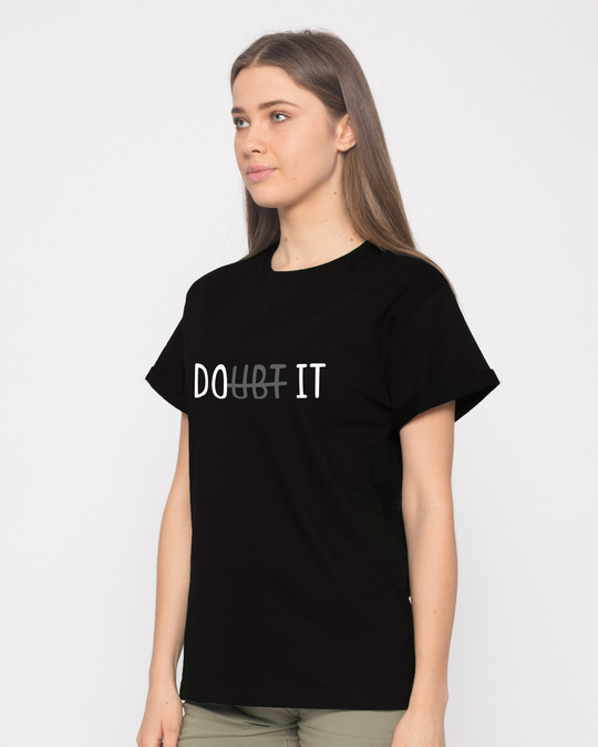 Shop Do It Boyfriend T-Shirt-Back