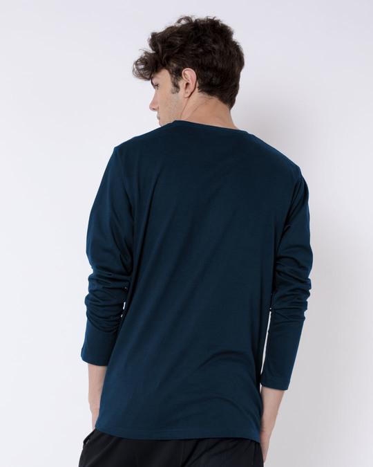 Shop Do It Later Full Sleeve T-Shirt-Full