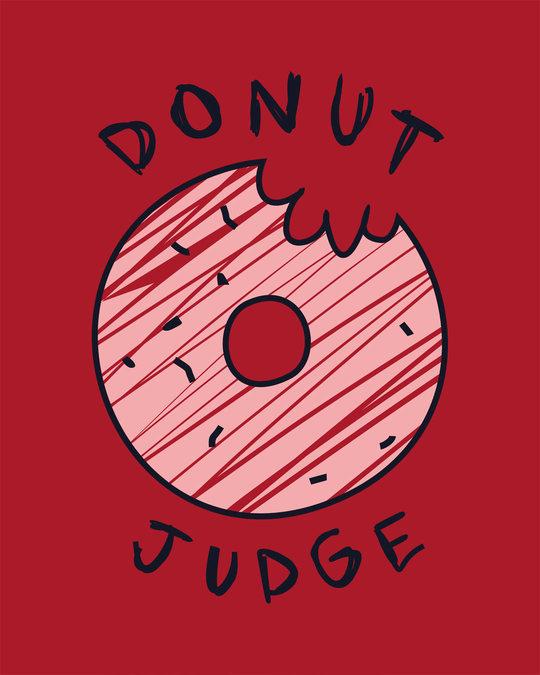Shop Do Not Judge Boyfriend T-Shirt