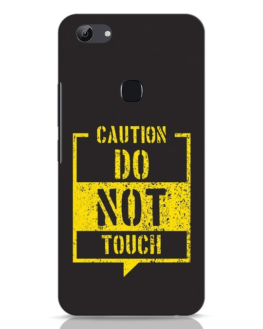 Shop Do Not Touch Vivo Y83 Mobile Cover-Front