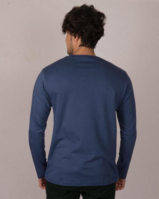 Shop Do Things Full Sleeve T-Shirt-Back