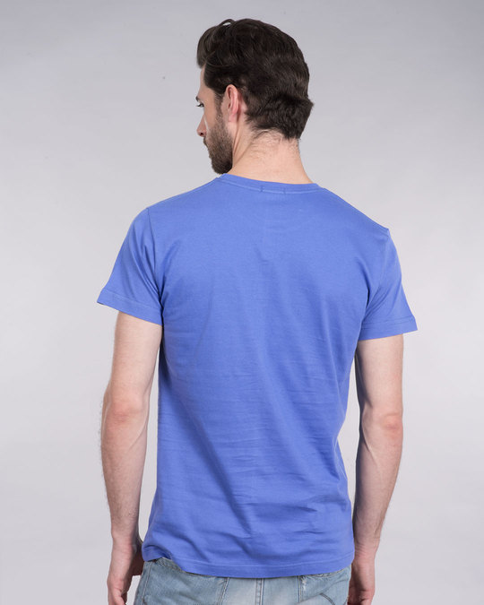 Shop Do Things Half Sleeve T-Shirt-Back