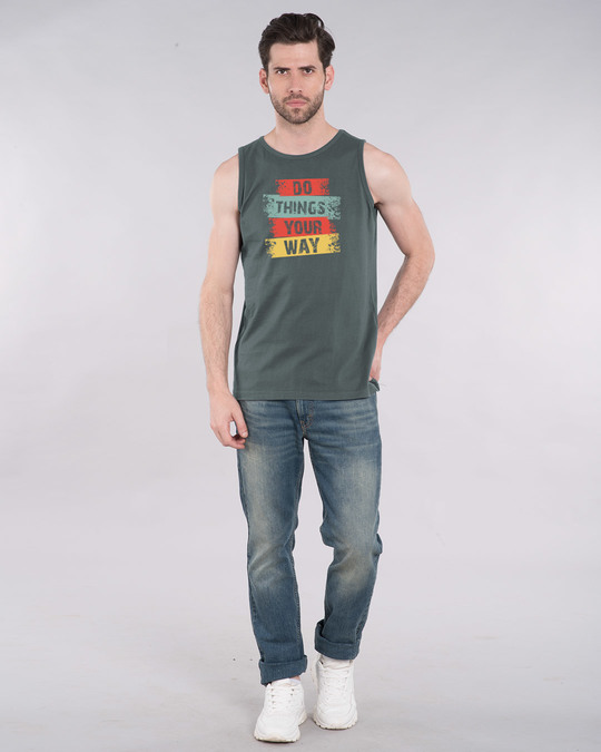 Shop Do Things Vest-Full