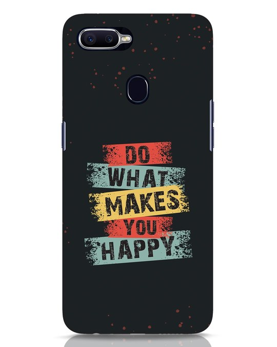 Shop Do What Realme 2 Pro Mobile Cover-Front