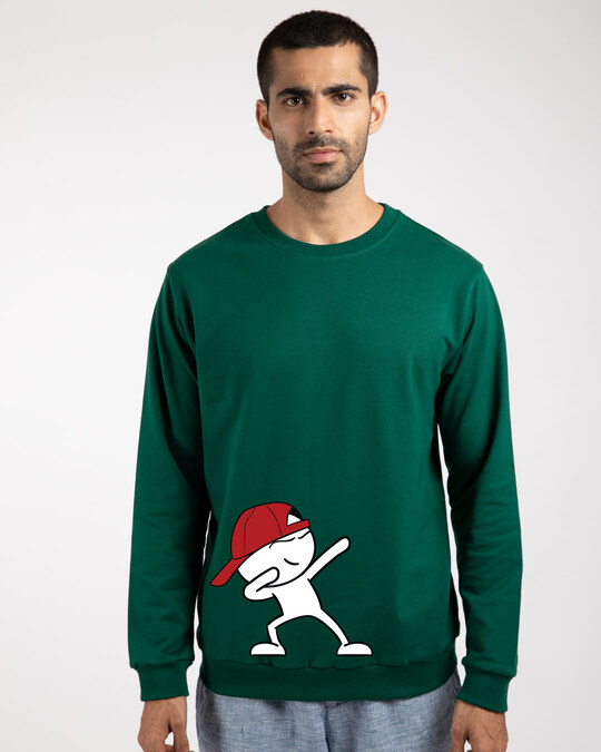 Shop Doe Bolt Fleece Sweater-Front