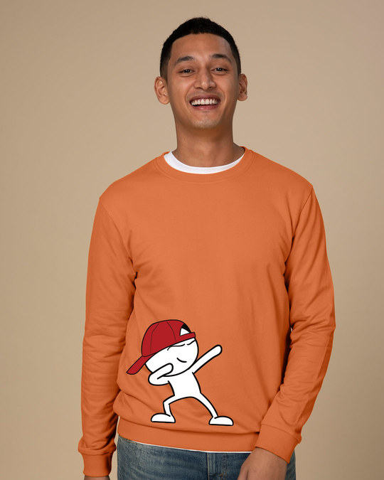 Shop Doe Bolt Sweatshirt-Front
