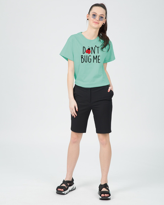 Shop Don't Bug Me Boyfriend T-Shirt-Full