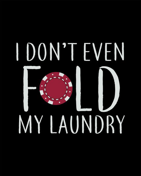 Shop Don't Even Fold Boyfriend T-Shirt