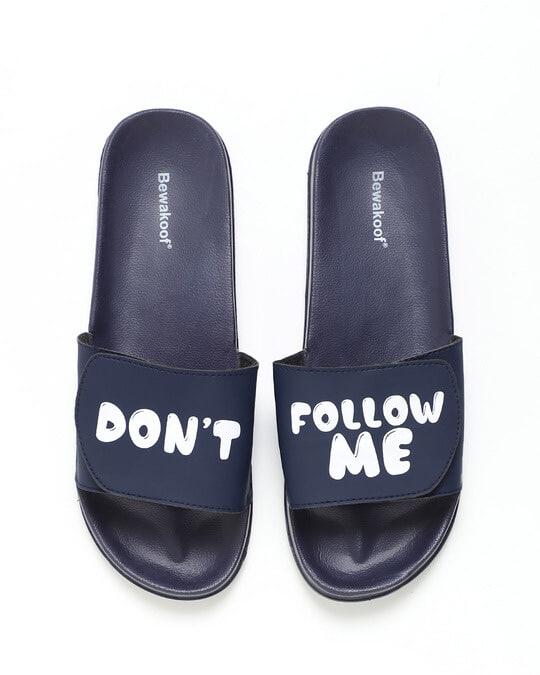 Shop Don't Follow Me Lightweight Adjustable Strap Mens  Slider-Back