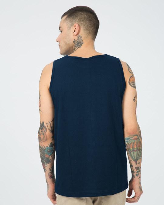 Shop Don't Hate Vest-Back