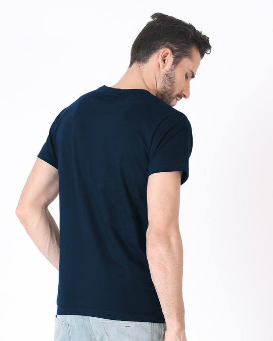 Shop Don't Want To Come Half Sleeve T-Shirt