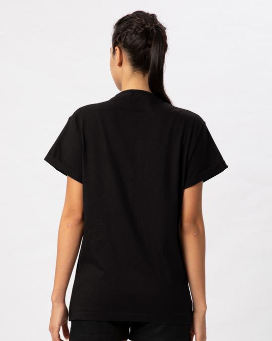 Shop Donald Circle Boyfriend T-Shirt (DL)-Full