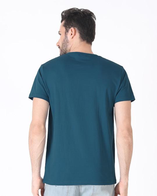 Shop Donald Circle Half Sleeve T-Shirt (DL)-Full