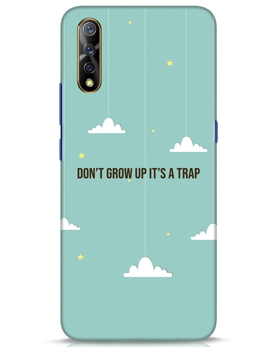Shop Dont Grow Up Vivo S1 Mobile Cover-Front